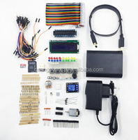 Raspberry PI Starter DIY Kit LCD1602 EP-N8508GS Mini USB wireless network card 40Pin GPIO board