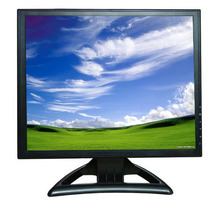 best quality cheap price 2015 new fashion promotion square screen lcd computer monitor used lcd monitor