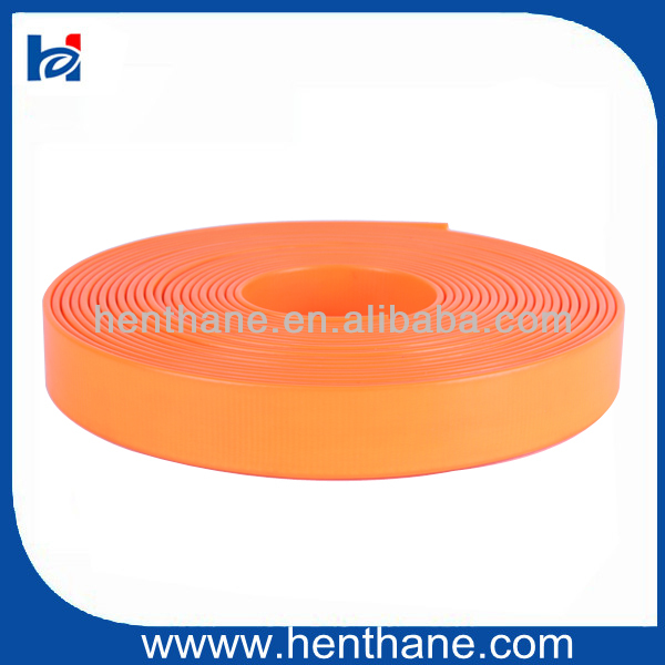 Promotional Fluorescent Vinyl Coated Webbing for Horse Harness