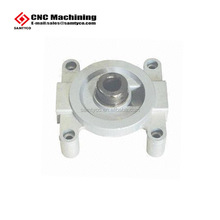 Aluminum die casting cnc machining products auto parts water filter