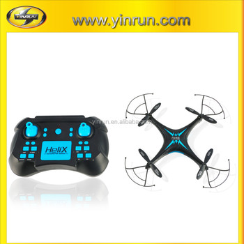 2.4G 4ch Quadcopter 6 Axis gyro rc drone with LED lights