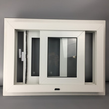 uPVC awing window, Triple glazed argon gas windows