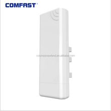 WIFI repeater 5km long coverage Outdoor waterproof antenna CPE COMFAST CF-E214N wireless poe cpe access point