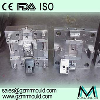 large-scale plastic injection molding