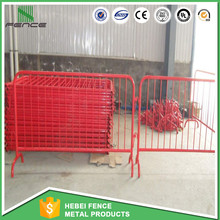 cheap pvc coated safety durable road barrier