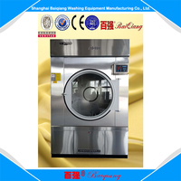 wholesale china import 35kg steam tumble dryer clothes drying machinery for sale