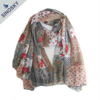 Advertising high quality fashionable scarf ornaments