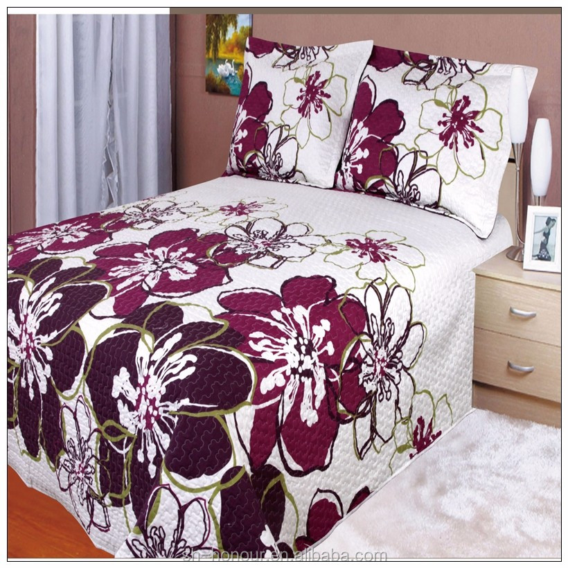 Hot Sell Cheap Patchwork Indian Cotton Bedspread, Bed Spread Luxury