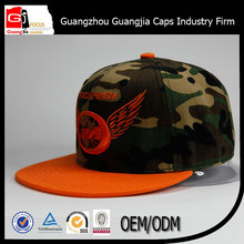 Hot sale Hip-pop Guangzhou snapback hat and cap supplier
