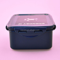 plastic disposable promotional food container personalized adult lunch box