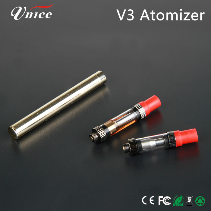 Upgraded Amigo Liberty V3 tank 510 CBD oil cartridge with adjustable oil holes 0.5ml for cbd oil