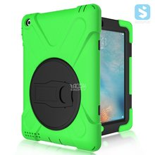Newest Product for 2017 Soft Kickstand Cover Case for iPad 4 3 2
