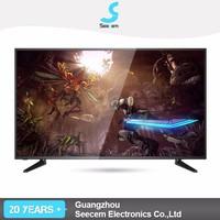 HD 50 inch LED smart TV display OEM factory direct