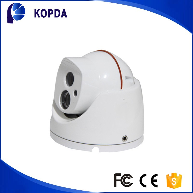 Analog vandal proof ir cctv camera