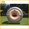 Cheap price advertising tyre model, PVC inflatable tyre replica for promotion