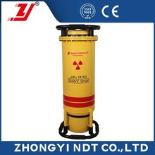 China Industrial Portable NDT 300KV X Ray Flaw Detector Supplier