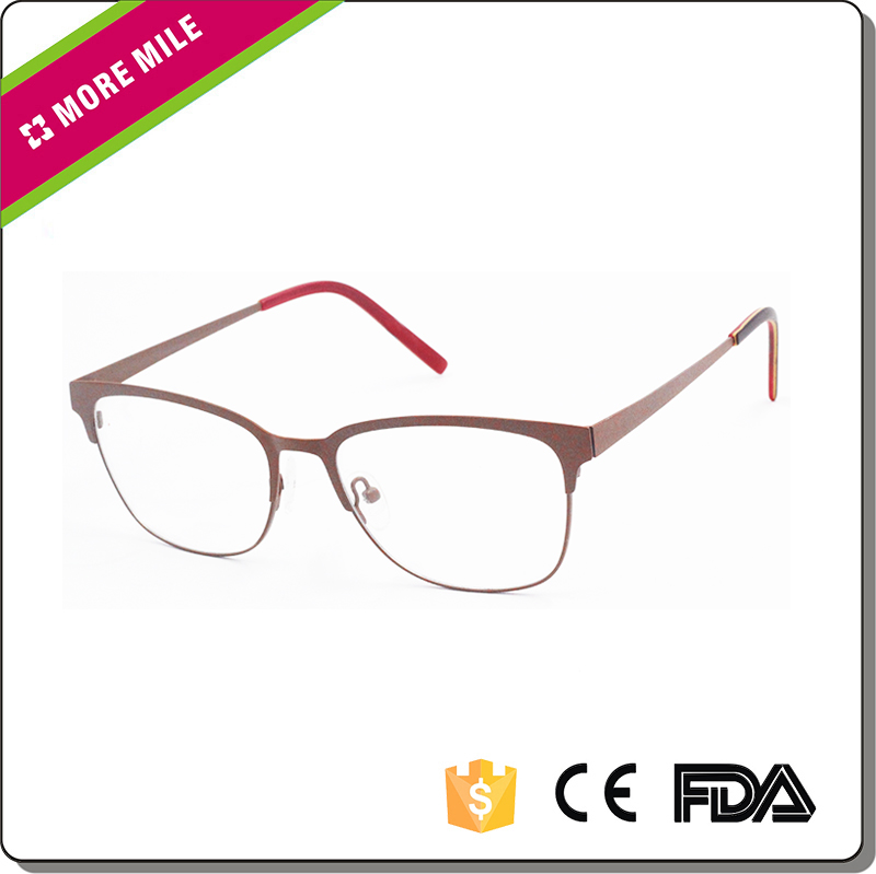 New Fashion Brand Design Eyeglasses Glasses, Wenzhou Metal Eyewear