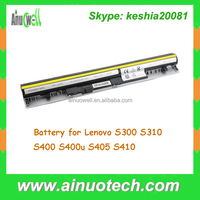 Original Laptop Rechargeable Battery for Lenovo S300 S310 S400 S400u S405 S410 Li-ion Lapto Battery pack