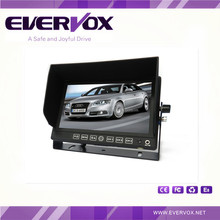 7 inch stand LCD monitor with 800*RGB*480 high resolution