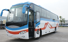 Price Of A New 12m50 Seats Coach Passenger Bus New Colour