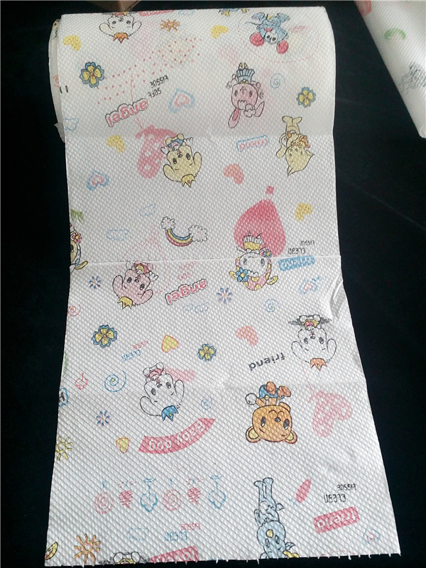 christmas print -high quality Kitchen Paper Towel roll