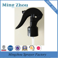 24/410 wholesale factory plastic mini trigger sprayer with non spill feature