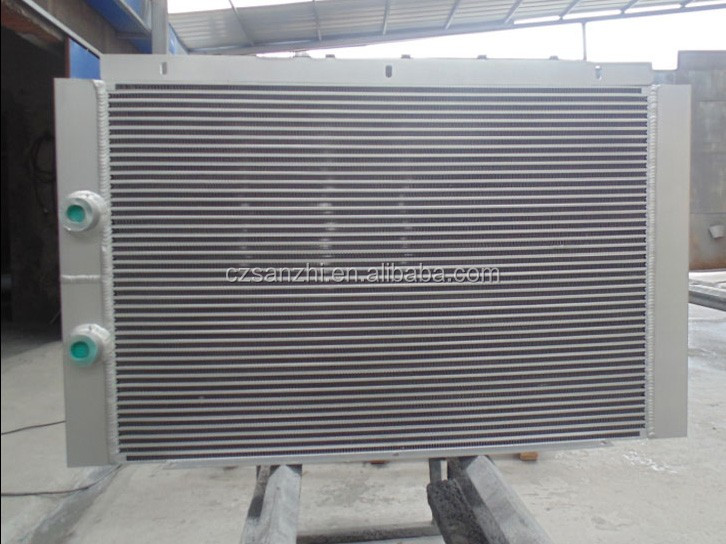 China manufacturer high quality oil cooler for air compressor