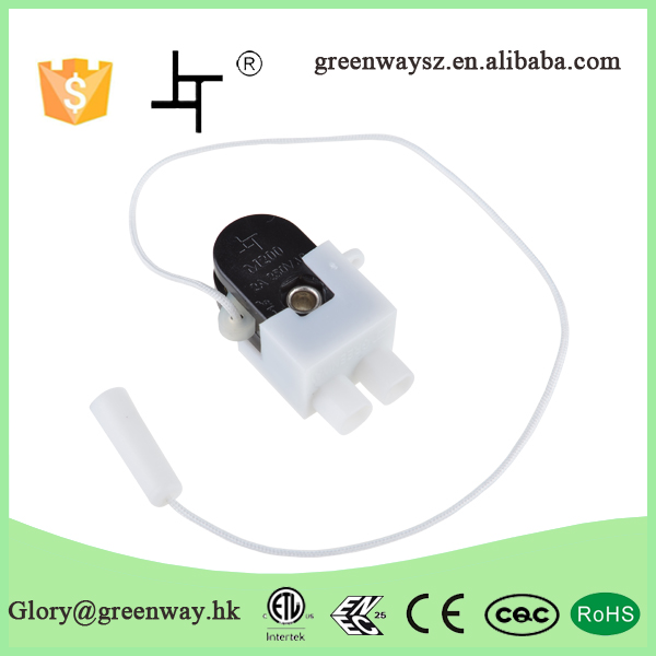 Screw connection M200 2a 250v pull chain switch