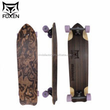 Globally popular design 5 Inch fiber glass skateboard