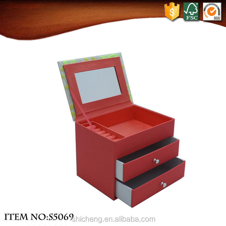 Delicate Small Jewelry Box Hardware