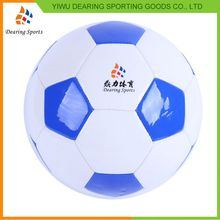 Hot Selling different types sport ball leather soccer ball directly sale