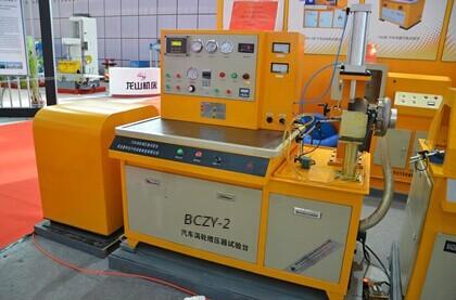 2018 Le plus bas prix de BCZY-2C Modèle Automobile Turbocompresseur Banc D'essai