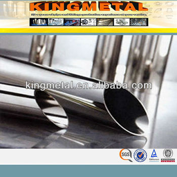 ASTM A270 316/316L/304/201 seamless polished stainless steel pipe