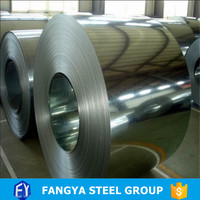 High Quality qingdao galvanized steel hot rolled galvanized steel coil st37
