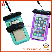 Fashion Touch Sport Entertainment Style Waterproof Mobile Phone Shoulder BAG