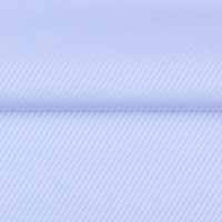leftover CVC fabric twill shirt fabric