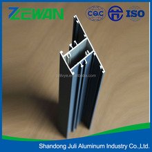 aluminium extrusion profile, powder coating profile