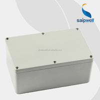 Saipwell High Quality Aluminum Extrusion Enclosure With CE Certification / IP66 Enclosure