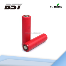 High drain rechargeable battery 3400mAh UR18650BF superior power tools batteries