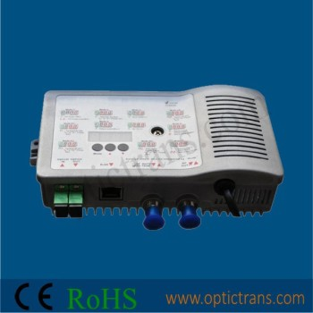 [OpticTrans] FTTB FTTP WDM Filters Fiber Optic Node/Receiver