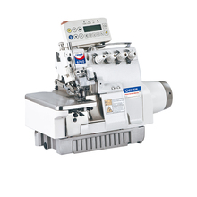 industrial 3 thread overlock sewing machine for sale