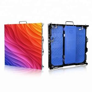 High Quality HD Stage Screen P4 Full Color Aluminum Cabinet Indoor/Outdoor Rental Led Display