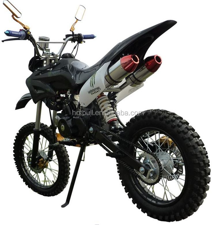 2017 high quality chinese cheap price CE pit bike dirt bike 125cc