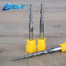 bull shell 1mm ceramic end mill cutter types sizes