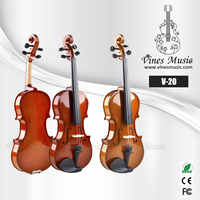 wholesale all size Student Entry Level Violin V-20