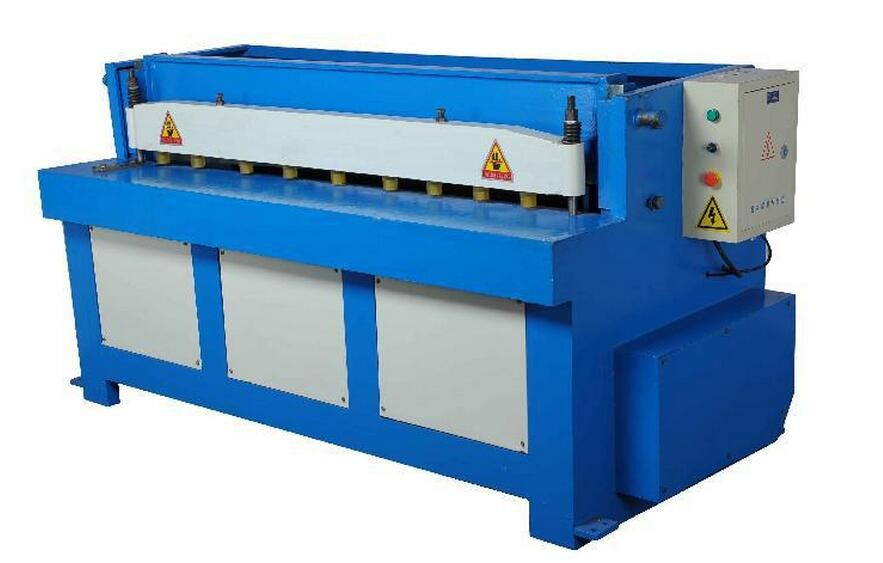 instock motor driven metal plate shearing machine ,stainless steel cutting machine