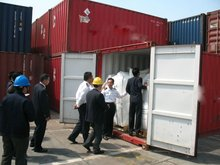 third party inspection company / container loading check