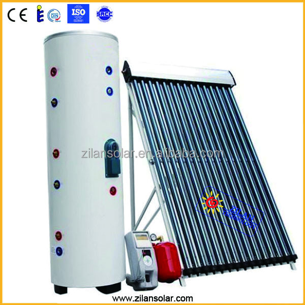 HOT NEW product for 2016 seperate solar water heating system