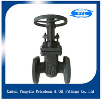 [PYL]water pipe brass yoke rising stem gate valve picture