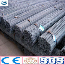 hot rolled ribbed steel/ building construction material list